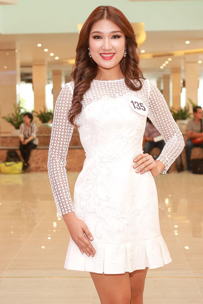 Dự đoán sớm: 80% đây là top 10 Hoa hậu Hoàn vũ Việt Nam 2017 - 6
