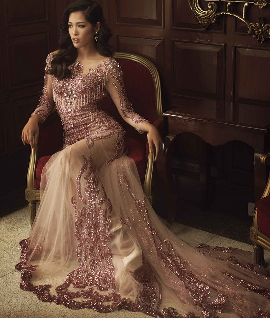Top 45 Hoa hậu Hoàn vũ gây chú ý với ảnh trang phục dạ hội - 4