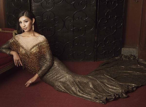 Top 45 Hoa hậu Hoàn vũ gây chú ý với ảnh trang phục dạ hội - 6