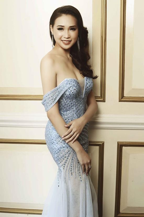 Top 45 Hoa hậu Hoàn vũ gây chú ý với ảnh trang phục dạ hội - 9