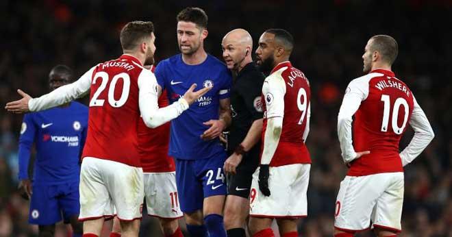 Góc chiến thuật Arsenal - Chelsea: Nghẹt thở như trận boxing đỉnh cao - 1
