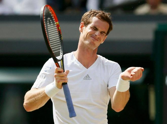 """Australian Open 2018 mất """"hổ tướng"""": Murray rút lui trong đau đớn 1"""
