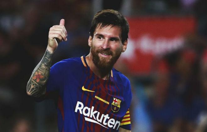 """Barca đi chợ đông: """"Đại ca"""" Messi nhắm Coutinho và 4 SAO, chèn ép MU 1"""