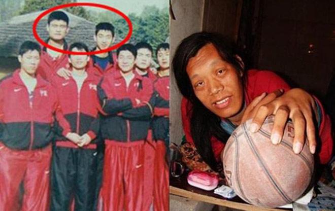 Người khổng lồ 2m16 gặp bi kịch: 14 tuổi cao 1m98, tài ngang Yao Ming 1