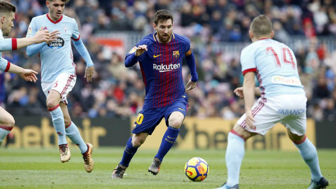 "Celta Vigo – Barcelona: ""Bom tấn"" trở lại, phá dớp đón Coutinho 1"