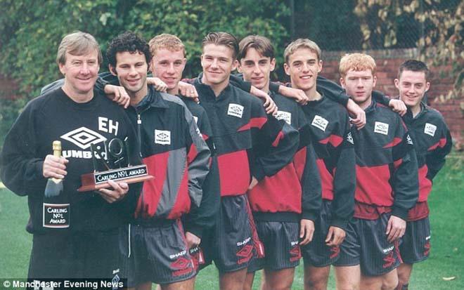 MU xây thế hệ vàng Pogba, Lingard: Mơ rực rỡ như Beckham, Giggs 1992 - 3