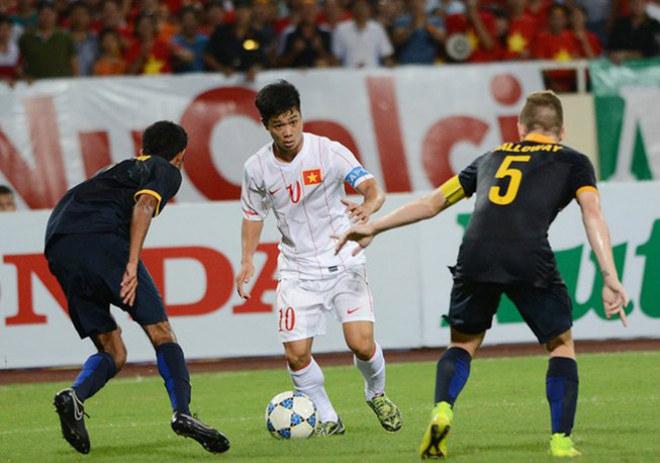 U23 Việt Nam và Tiki-taka kiểu HA Gia Lai - 1