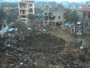 """Tin tức trong ngày - Trở về sau vụ nổ ở Bắc Ninh, người dân bần thần nhìn xóm làng """"nát vụn"""""""