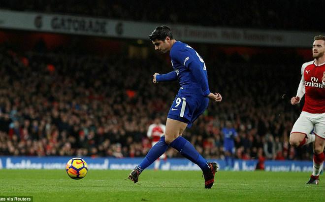 """""""Thảm họa"""" Morata 70 triệu bảng: Chelsea khóc hận như Torres"""