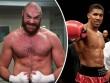 'Gã hề' Fury tự nhận số 1 hành tinh, móc máy 'vua boxing' Joshua