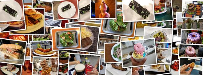 Làm thế nào để chụp ảnh đồ ăn ảo diệu?
