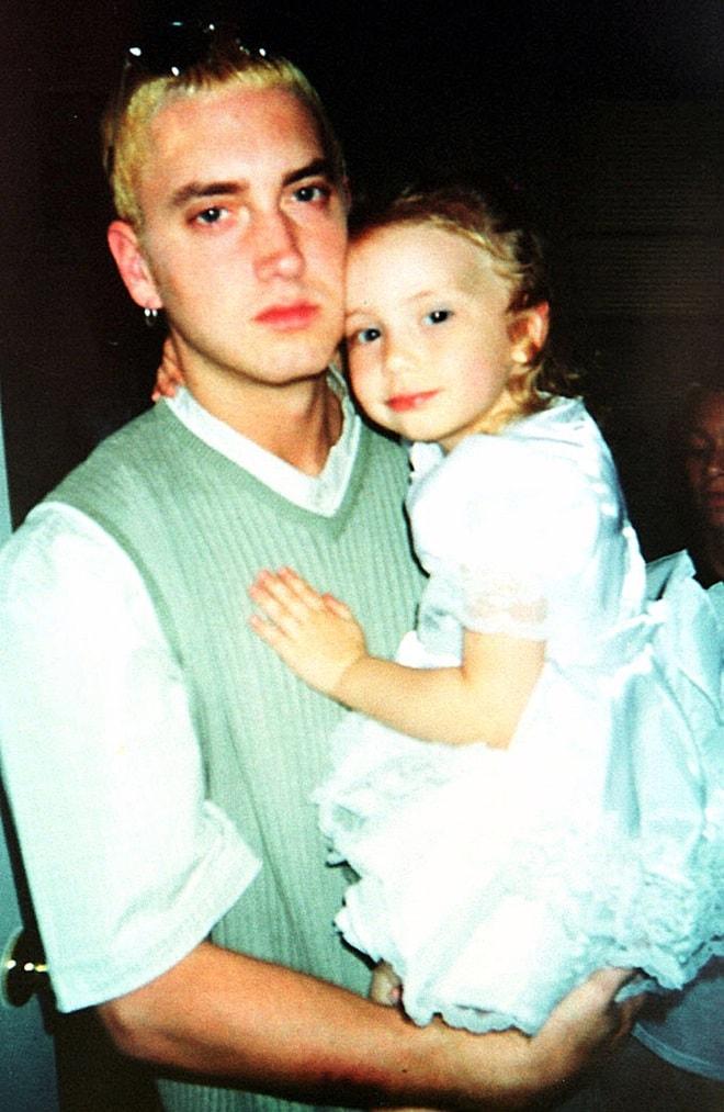 """Con gái xinh như hoa hậu của """"ông hoàng rapper"""" Eminem - 2"""