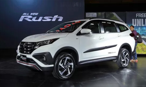 Toyota Rush 2018 chốt giá từ 404 triệu đồng - 1