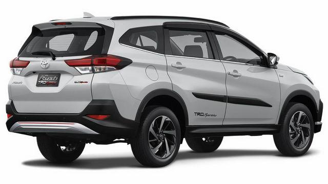 Toyota Rush 2018 chốt giá từ 404 triệu đồng - 2