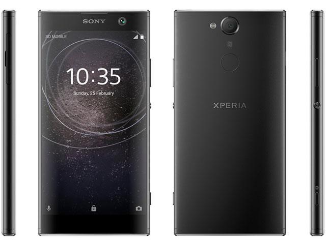 Sony Xperia XA2, XA2 Ultra và L2 lộ ảnh trông chẳng khác xưa