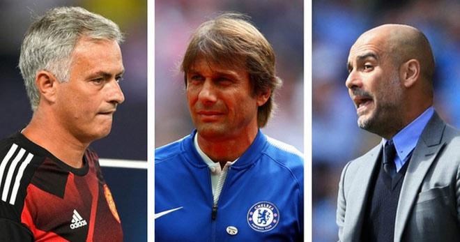 """Bẽ bàng Mourinho và Conte: Gần 600 triệu bảng """"hít khói"""" Pep - 1"""