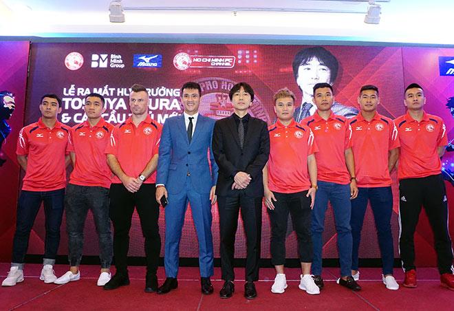 Đua tài nhà bầu Đức, sếp Công Vinh & HLV Miura muốn vô địch V-League - 3