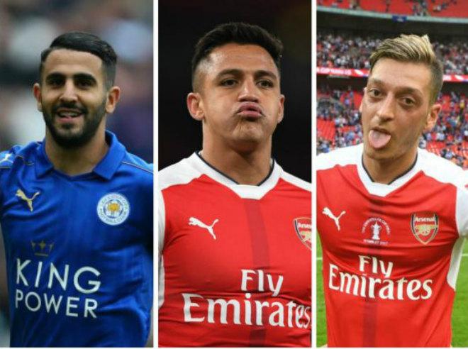 Chuyển nhượng MU: Mourinho nên mua Sanchez, Ozil và Mahrez 1