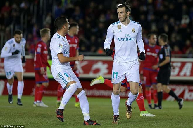 "Bale tỏa sáng: Real ""bẻ kèo"" MU, Zidane tính thay Ronaldo - 1"