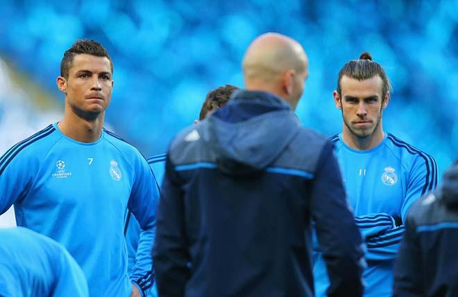 "Bale tỏa sáng: Real ""bẻ kèo"" MU, Zidane tính thay Ronaldo - 2"
