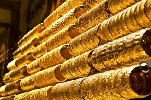 Giá vàng hôm nay (5/1): Bật tăng trở lại