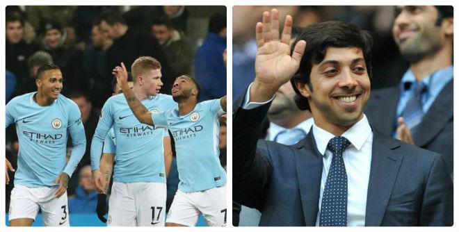 Man City đã mạnh còn giàu: Số 1 châu Âu, MU-Real chạy dài - 1
