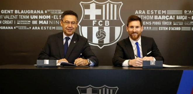 Ngỡ ngàng: Messi giá 0 đồng, Barca có thể mất trắng 700 triệu euro - 1