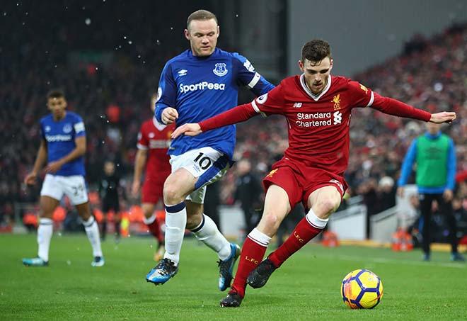 Liverpool - Everton: Nỗi sợ Rooney, nỗi sợ sa lầy - 2