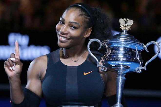 Tin thể thao HOT 5/1: Não lòng, Serena tuyên bố bỏ Australian Open 2018 - 1