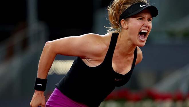 Mỹ nhân tennis Bouchard khoe thân hình ngây ngất, cực nhọc vẫn quá đẹp - 1