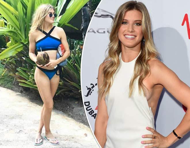 Mỹ nhân tennis Bouchard khoe thân hình ngây ngất, cực nhọc vẫn quá đẹp - 3