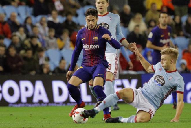"""Celta Vigo - Barcelona: Đôi công mãn nhãn, """"cánh chim lạ"""" tỏa sáng - 1"""