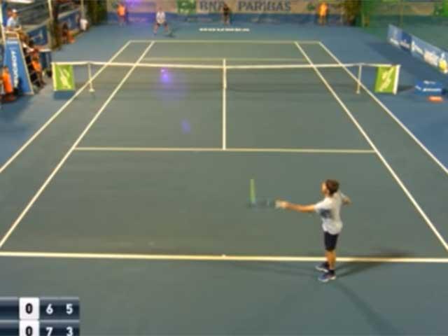 """Tuyệt đỉnh Federer ảo diệu, Cilic khốn khổ """"bó tay"""" (Chung kết Australian Open) 1"""