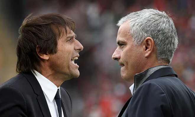 """Mourinho chửi xéo Conte, Pep: Quẫn trí """"làm liều"""" hay có chủ đích? 1"""