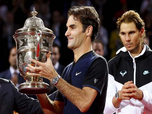 """Bảng xếp hạng tennis 8/1: Federer """"uy hiếp"""" Nadal, thê thảm Djokovic - Murray 2"""