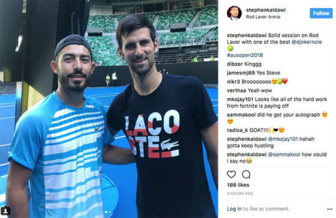 Australian Open: Nadal – Djokovic báo tin vui, Federer chớ vội mừng 6