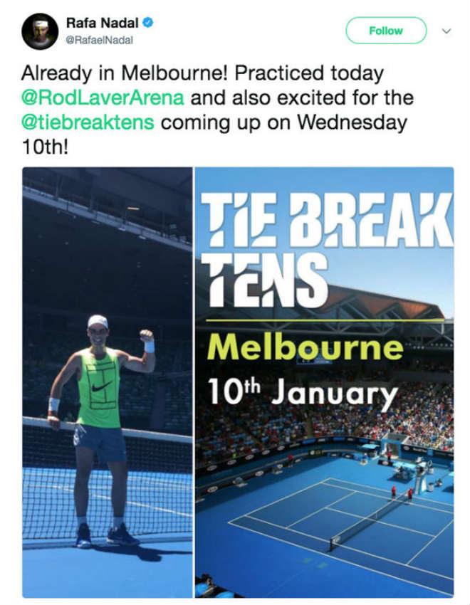 Australian Open: Nadal – Djokovic báo tin vui, Federer chớ vội mừng 4