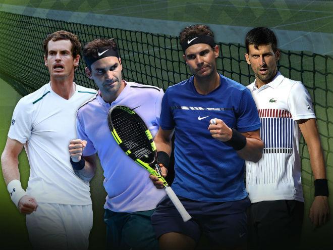 Australian Open: Nadal – Djokovic báo tin vui, Federer chớ vội mừng 1