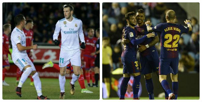 """La Liga trước vòng 18: Real đụng """"khắc tinh Barca"""", dễ dính đòn đau - 1"""