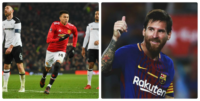 """MU thoát vận đen: Lingard như Messi, Mourinho """"đá xoáy"""" Conte bán độ - 2"""