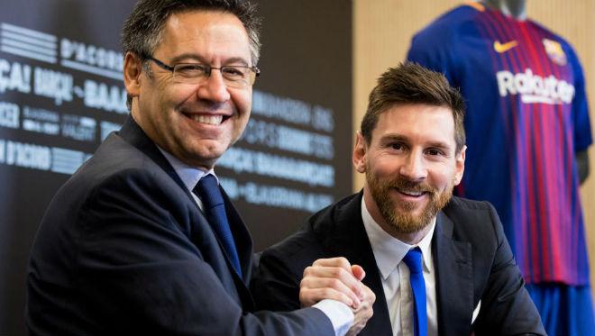 Messi rời Barca 0 đồng: Cha đẻ lên tiếng khiến Real, Man City ngỡ ngàng