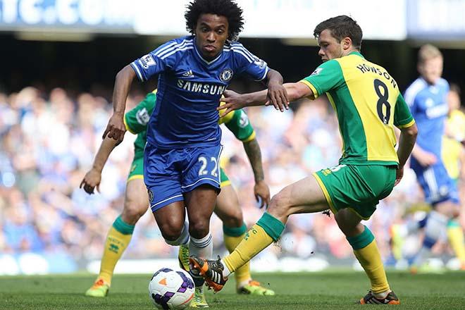 Norwich - Chelsea: Không cần Hazard - Morata, chờ lưỡi dao trong tay áo - 1