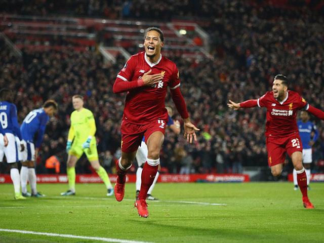 """Sao 75 triệu bảng Liverpool ra mắt: Khỏe như Lukaku, """"bén"""" hơn Morata"""