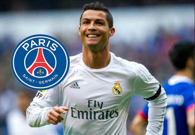 "Siêu ""bom tấn"" Ronaldo: PSG ra chiêu cuối, Neymar bắt tay Real"