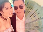 Ca nhạc - MTV - Ca sĩ hát đám cưới 10 tỷ của đại gia Bắc Ninh: Quà của fan lên tới vài trăm triệu đồng