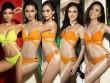 Dự đoán 'nóng hổi': Đây có thể là top 5 Hoa hậu Hoàn vũ Việt Nam 2017