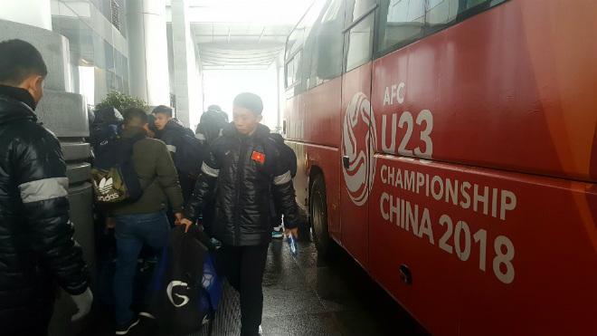 """""""Nhập làng"""" U23 châu Á, U23 Việt Nam ăn ở siêu VIP - 1"""