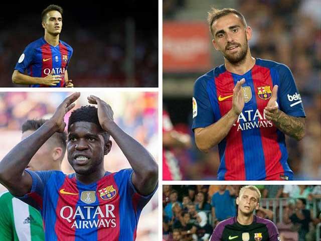 Barcelona - Levante: Đãi mắt khán giả, siêu phẩm vô-lê 2