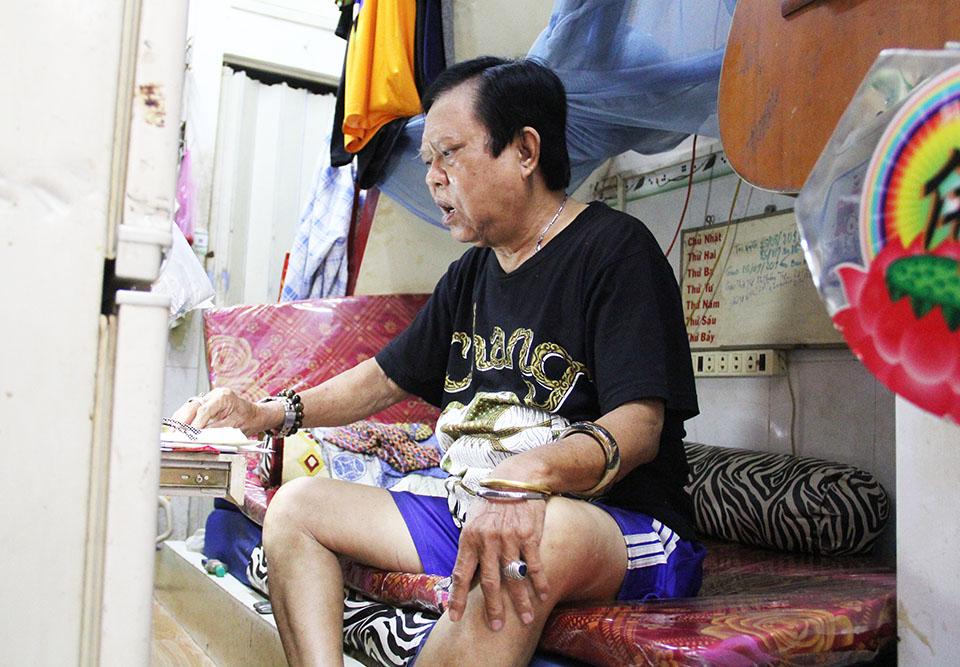 """Nhạc sĩ Vinh Sử: """"Tôi nhập viện khi nghe tin chê bai Hoài Linh làm giám khảo Bolero"""" - 2"""