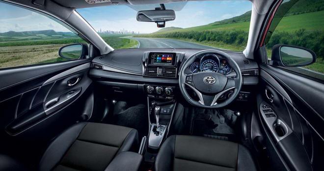 Toyota Vios 2018 bản thể thao giá 533 triệu đồng - 3